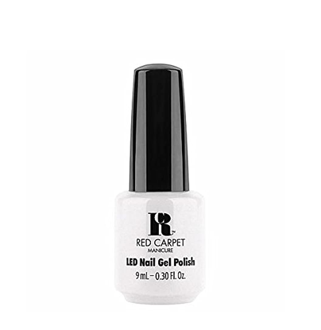 カエルコミュニケーションに対応するRed Carpet Manicure LED Gel Polish - I Strut, You Strut - 9 ml/0.30 oz