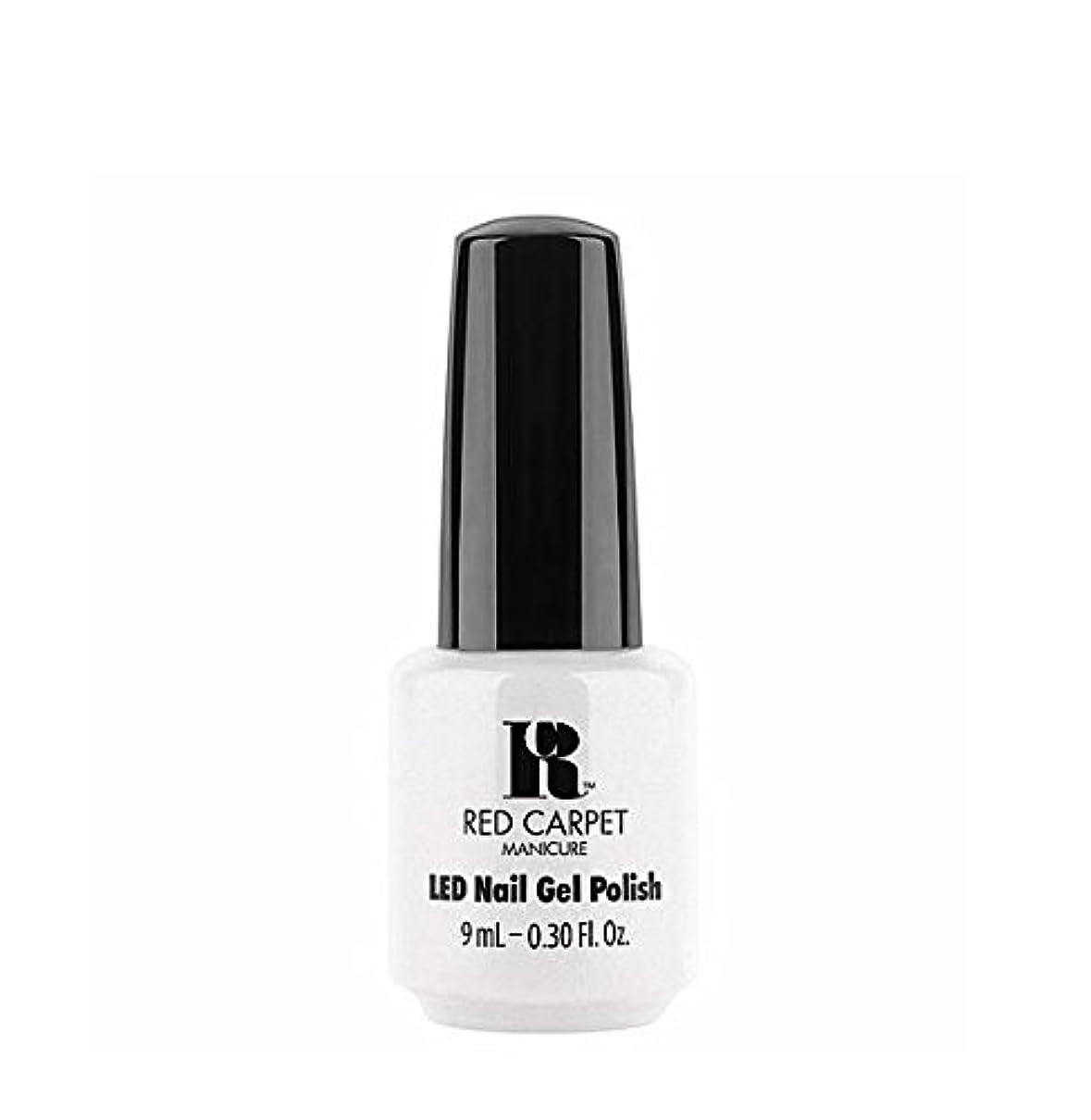 インデックス申し立て超えてRed Carpet Manicure LED Gel Polish - I Strut, You Strut - 9 ml/0.30 oz