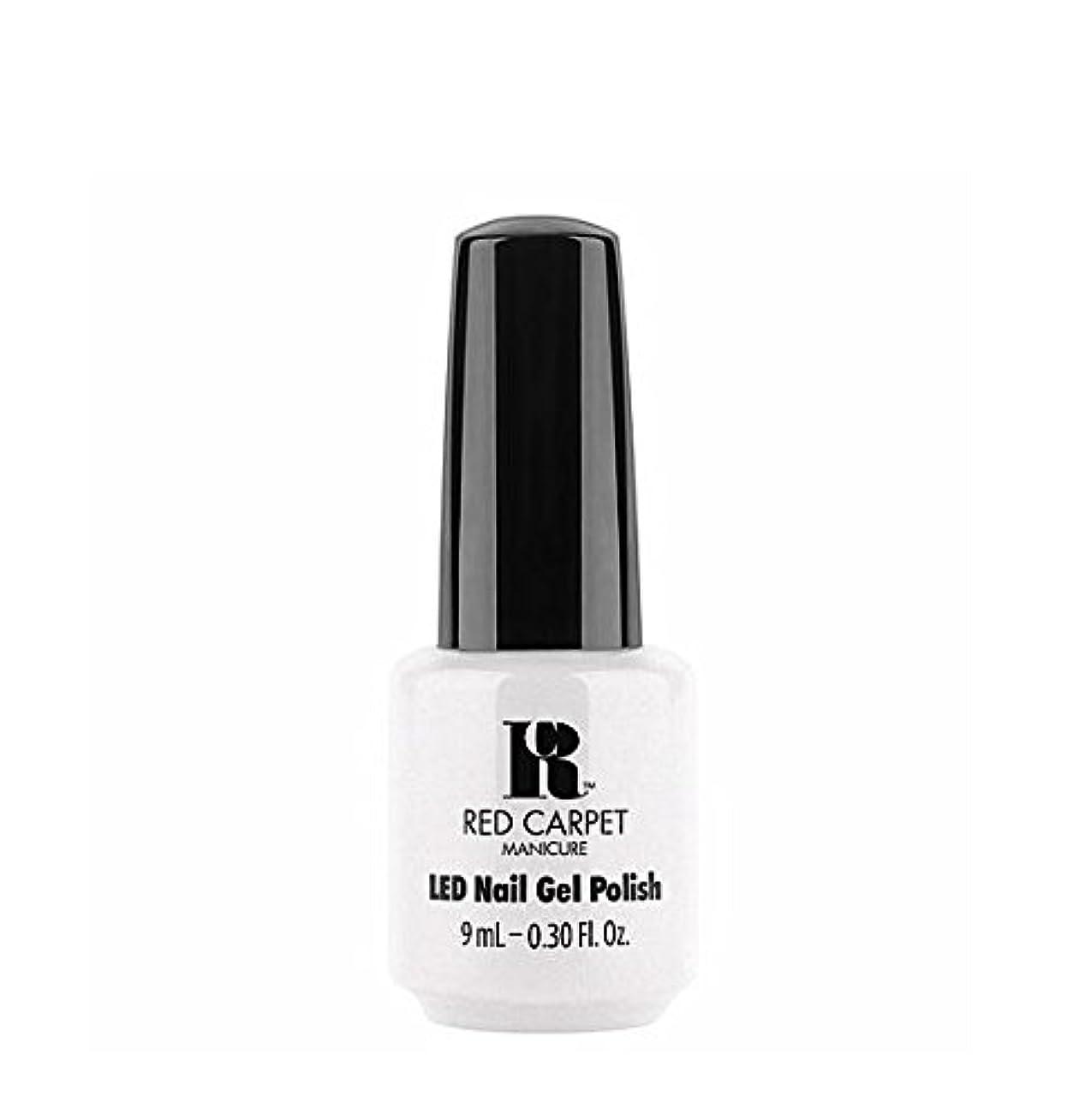 Red Carpet Manicure LED Gel Polish - I Strut, You Strut - 9 ml/0.30 oz