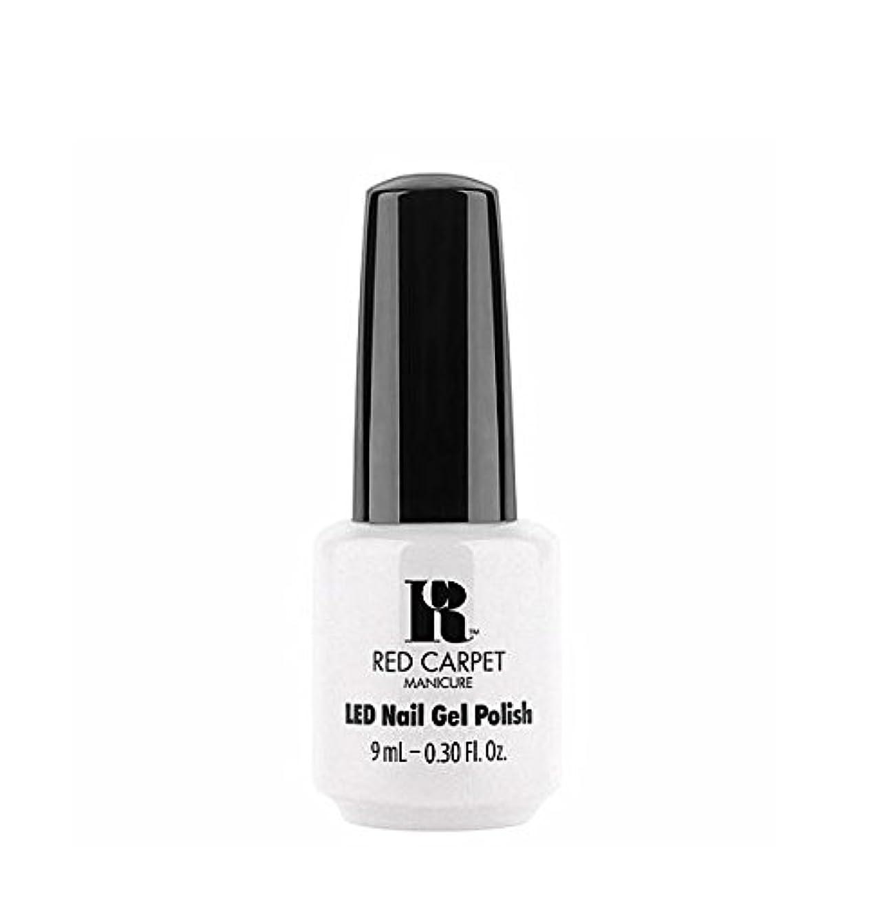 灌漑華氏犯罪Red Carpet Manicure LED Gel Polish - I Strut, You Strut - 9 ml/0.30 oz