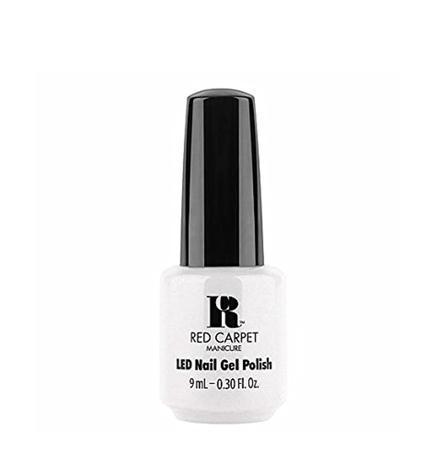 影響力のあるビルパースRed Carpet Manicure LED Gel Polish - I Strut, You Strut - 9 ml/0.30 oz