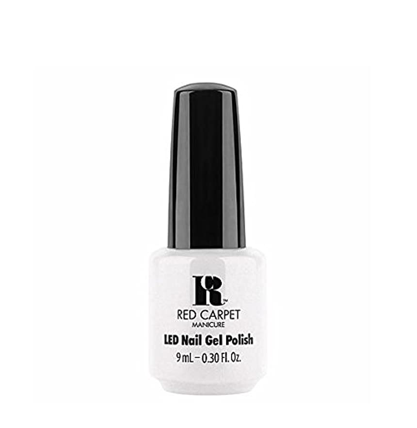 不確実露出度の高い必需品Red Carpet Manicure LED Gel Polish - I Strut, You Strut - 9 ml/0.30 oz