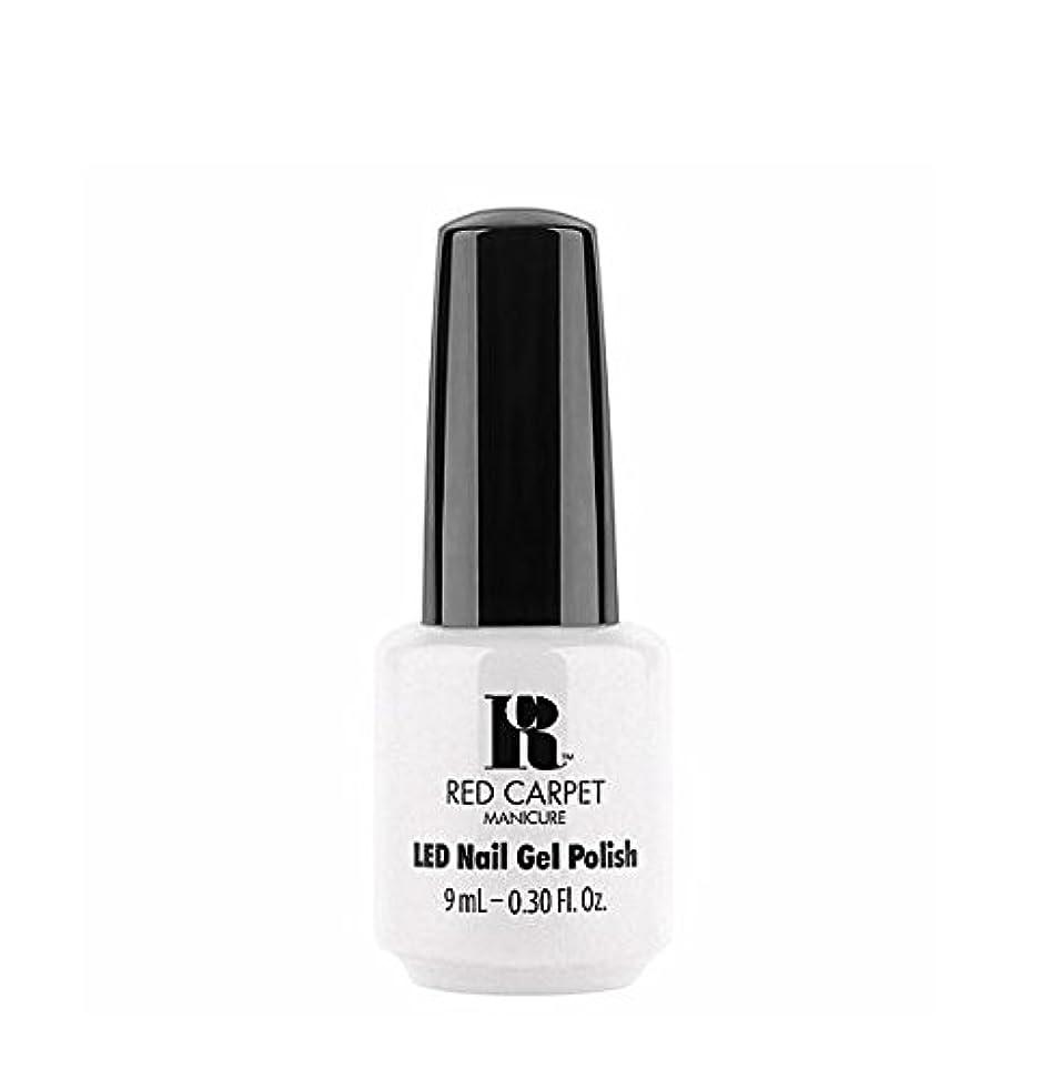 複雑でない区別道徳のRed Carpet Manicure LED Gel Polish - I Strut, You Strut - 9 ml/0.30 oz