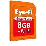 Eye-Fi Explore X2 8GB EFJ-EX-8G