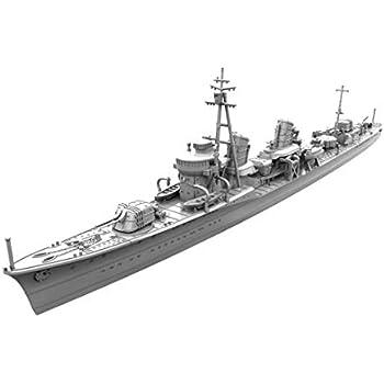ヤマシタホビー 1/700 艦艇模型シリーズ 特型駆逐艦 I型改 浦波 プラモデル NV10