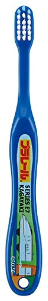 トライアスリート寄生虫衝突コースSKATER プラレール 歯ブラシ(転写タイプ) 園児用 TB5N