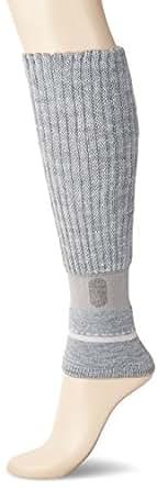 (クツシタサプリ)靴下サプリ まるでこたつレッグウォーマー X233990 60 Mグレー フリー