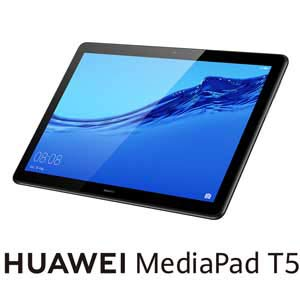HUAWEI HUAWEI MediaPad T5 10 (LTEモデル)10.1インチ/メモリ 2GB/ストレージ 16GB AGS2-L09-BK