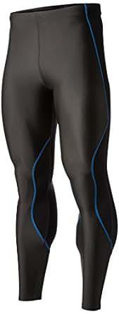 (シーダブリューエックス) CW-X スポーツタイツ スタイルフリーボトム (ロング丈) 吸汗速乾 UVカット VCO509 BU L [メンズ]