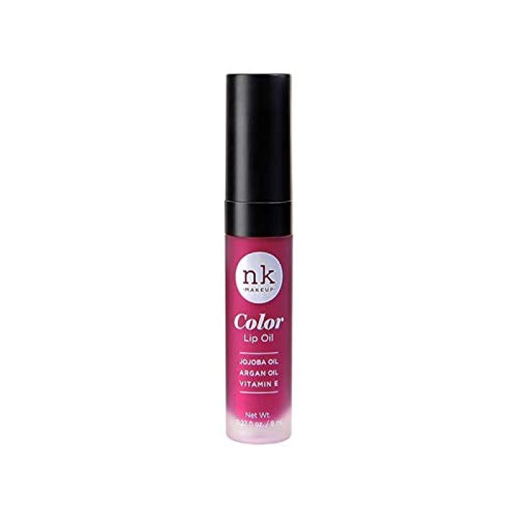 小包空洞看板NICKA K Color Lip Oil - Kahala (並行輸入品)