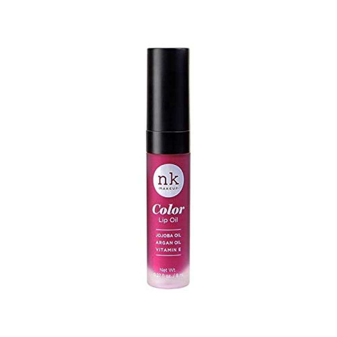 NICKA K Color Lip Oil - Kahala (並行輸入品)