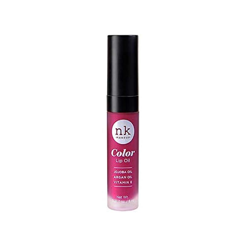 立ち向かう対抗お互いNICKA K Color Lip Oil - Kahala (並行輸入品)