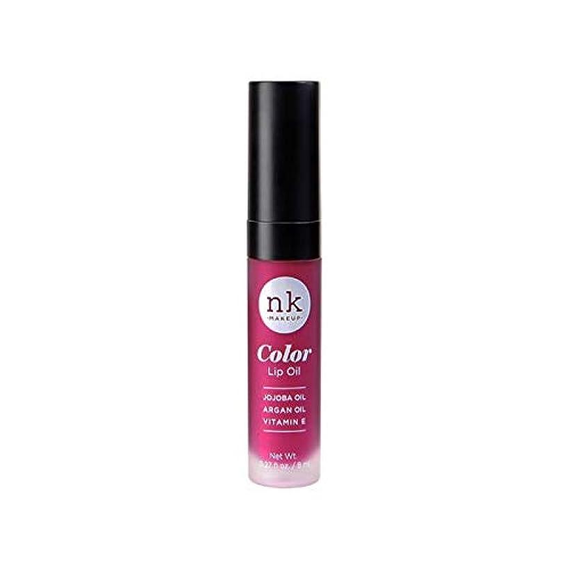 キリスト教思い出させるNICKA K Color Lip Oil - Kahala (並行輸入品)