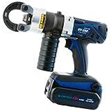 カクタス (CACTUS)EV-250DL  18V電動油圧式 圧着工具 クリンプボーイ 標準セット