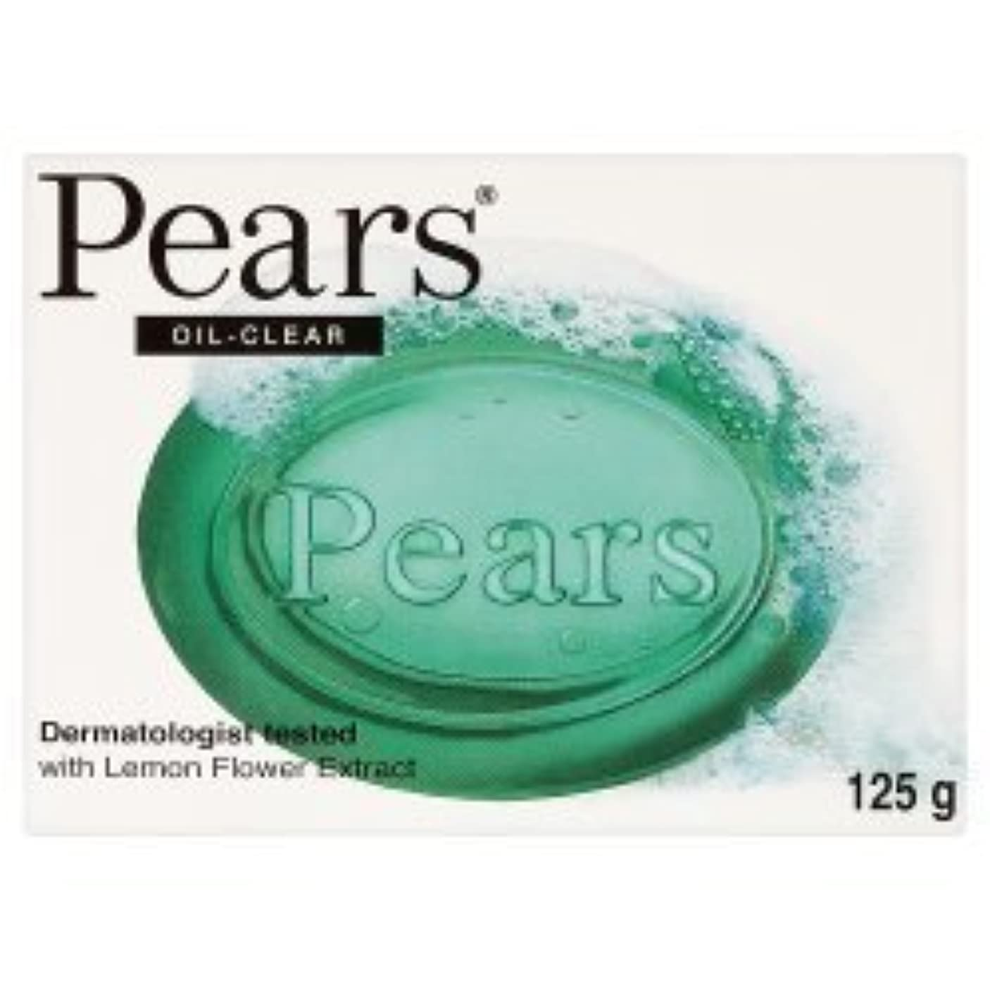 相互接続アルミニウム見てPears Oil Clear Bar Soap ( 125g x 12 x 1 ) by Pears