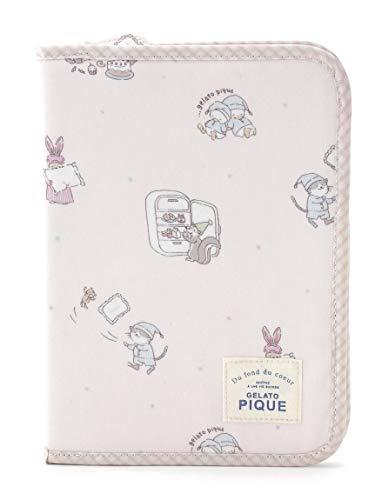 gelato pique(ジェラート ピケ) パジャマパーティー母子手帳ケース PNK F