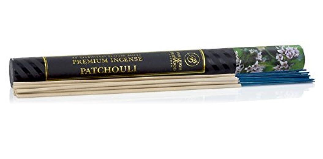 カウボーイ汚染関税Ashleigh&Burwood お香 30本入 パチョリ insense Pachori アシュレイ&バーウッド