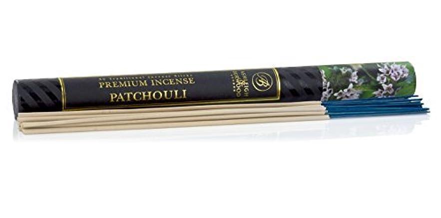 値する時代遅れ応答Ashleigh&Burwood お香 30本入 パチョリ insense Pachori アシュレイ&バーウッド