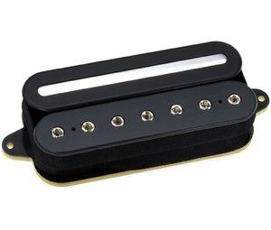 Dimarzio Crunch Lab 7 Bridge Black DP708 ディマジオ ハムバッカー 7弦 ギター ピックアップ ブリッジ(リア)ポジション用 ジョンペトルーシ モデル DP-708 【並行輸入品】