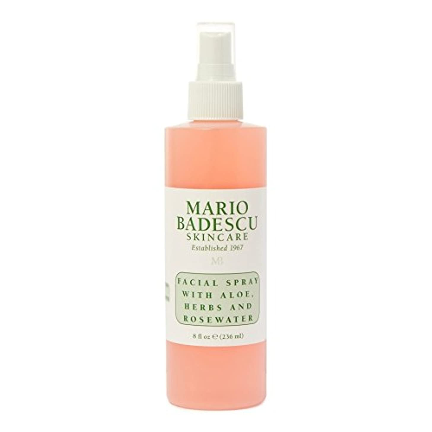 素敵な小康地域Mario Badescu Facial Spray 236ml - マリオ?バデスキュー顔面スプレー236ミリリットル [並行輸入品]