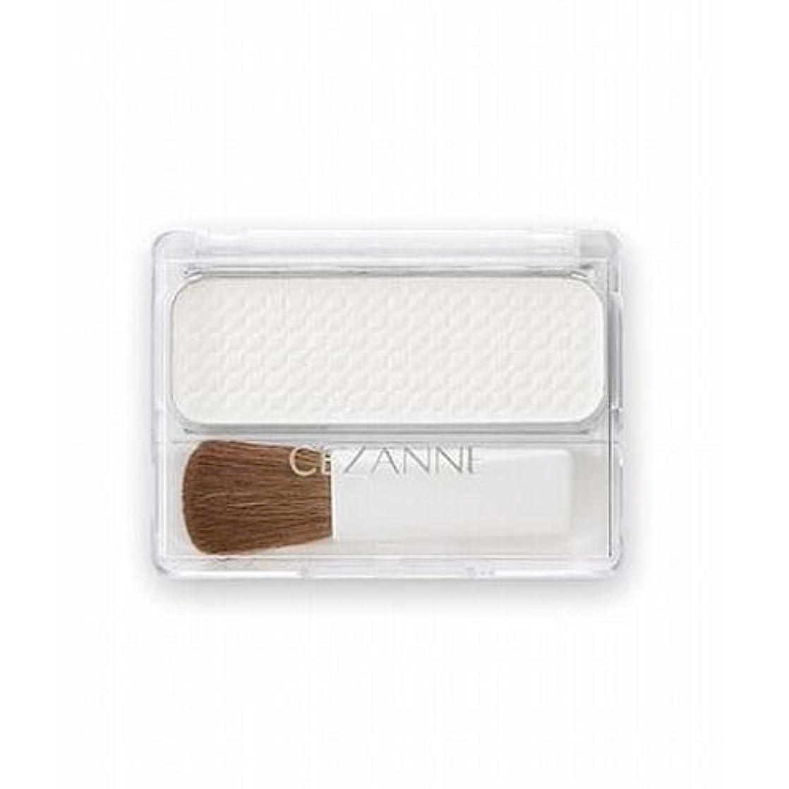 クリア巨大遮るセザンヌ化粧品 フェースコントロールカラー 1ホワイト(マット) 5.5g