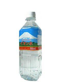 富士山のおいしい水500ml 24本