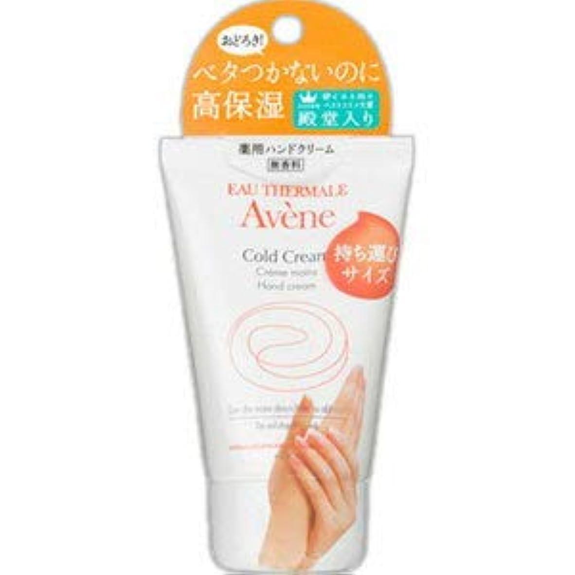 乳剤約束するサンプルアベンヌ 薬用ハンドクリーム スモール 51g