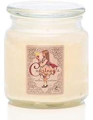 酸素 – Courtneysキャンドル最大香りつき16oz Medium Jar Candle – Burns 140時間