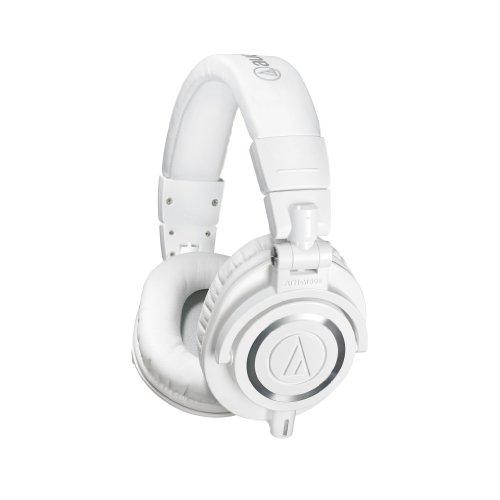audio-technica プロフェッショナルモニターヘッドホン ホワイト ATH-M50xWH