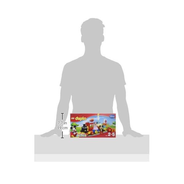 レゴ (LEGO) デュプロ ディズニー ミッ...の紹介画像6