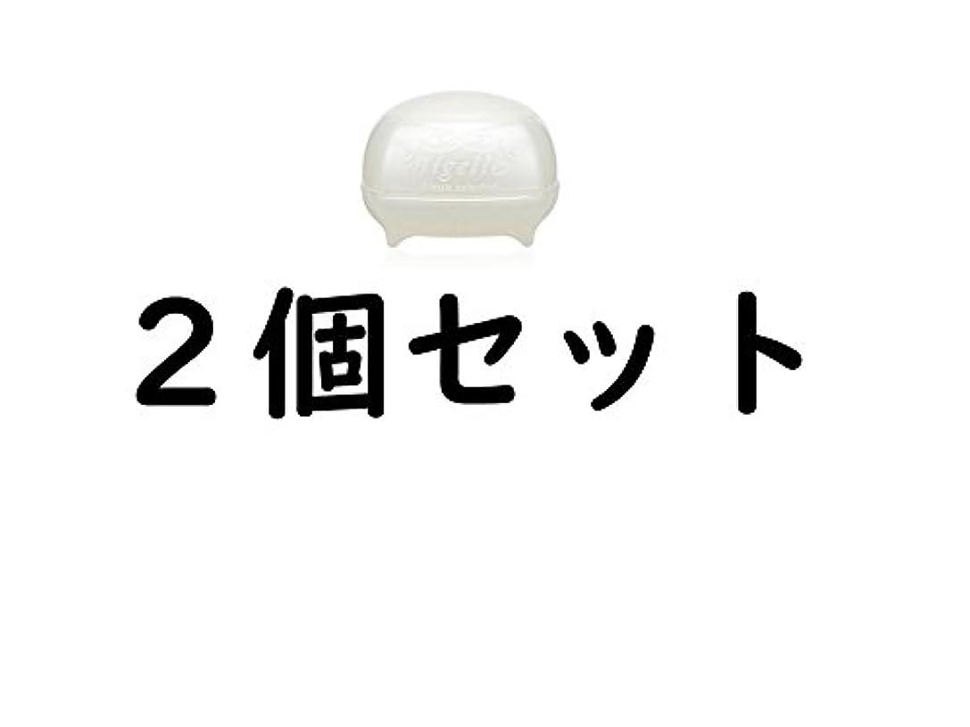 立ち向かうアラスカリブ【X2個セット】 ミルボン ニゼル トレイスワックス 80g (ニゼルドレシアコレクション) TRACE WAX MILBON