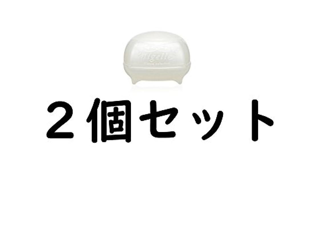 タバコ没頭する寝室を掃除する【X2個セット】 ミルボン ニゼル トレイスワックス 80g (ニゼルドレシアコレクション) TRACE WAX MILBON