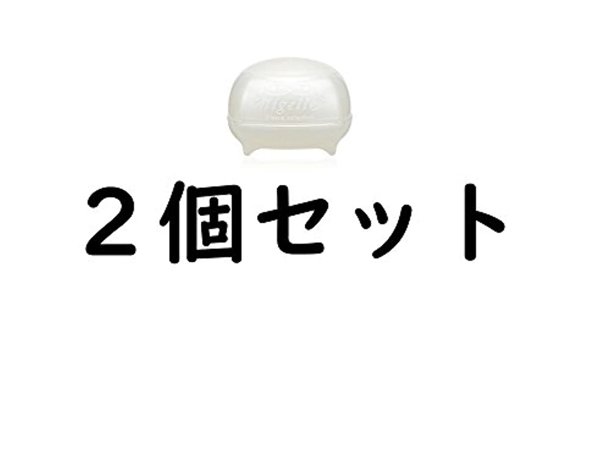 変装したパット必需品【X2個セット】 ミルボン ニゼル トレイスワックス 80g (ニゼルドレシアコレクション) TRACE WAX MILBON