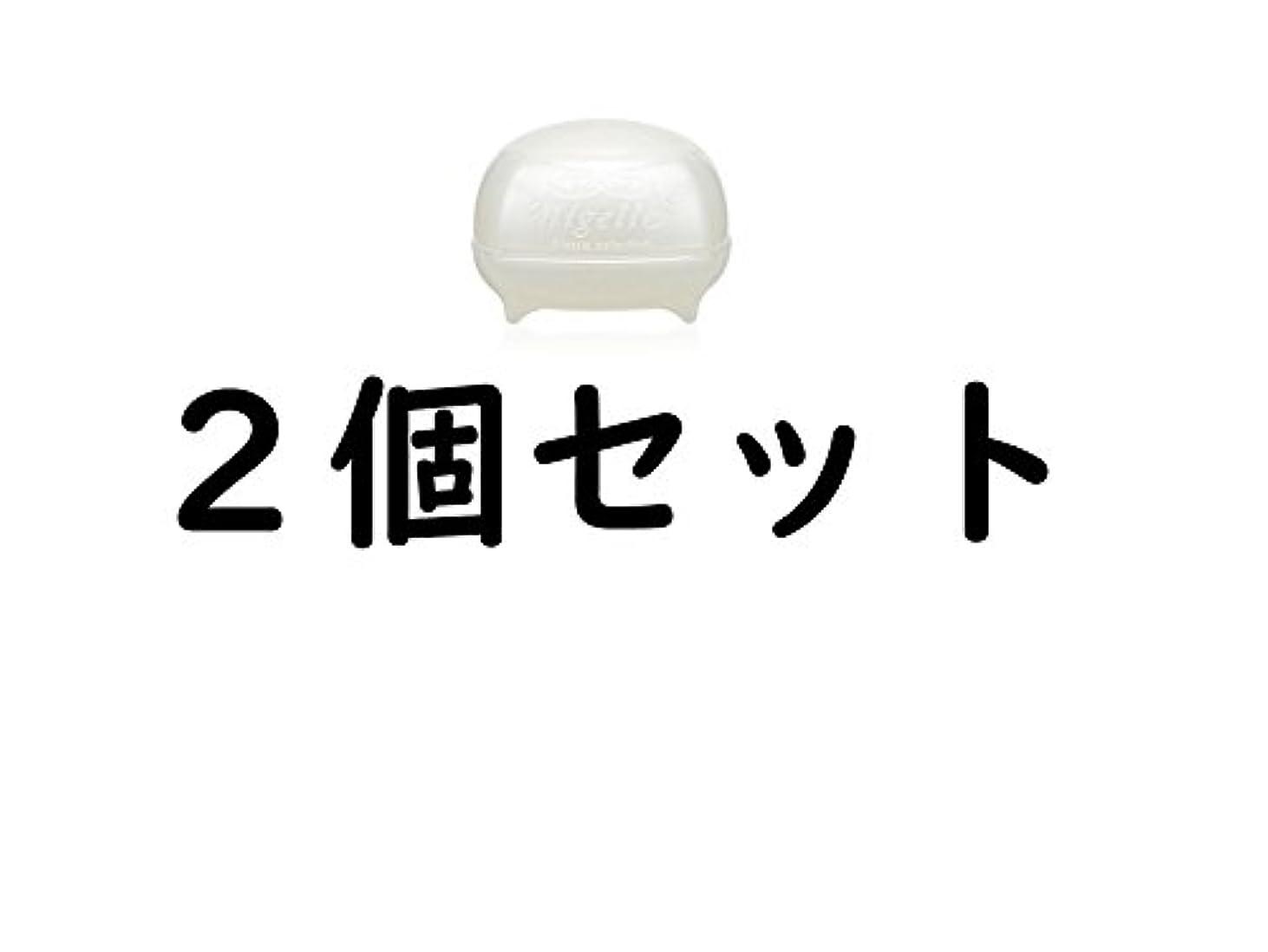 ヘビー心のこもった呼びかける【X2個セット】 ミルボン ニゼル トレイスワックス 80g (ニゼルドレシアコレクション) TRACE WAX MILBON