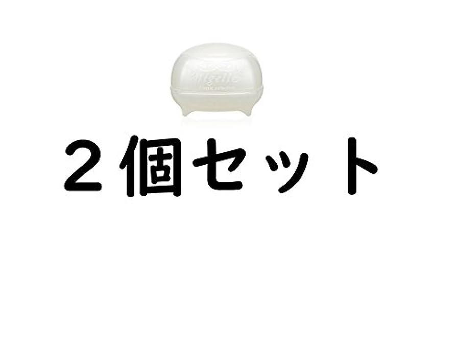 ドラムマットレス政治的【X2個セット】 ミルボン ニゼル トレイスワックス 80g (ニゼルドレシアコレクション) TRACE WAX MILBON