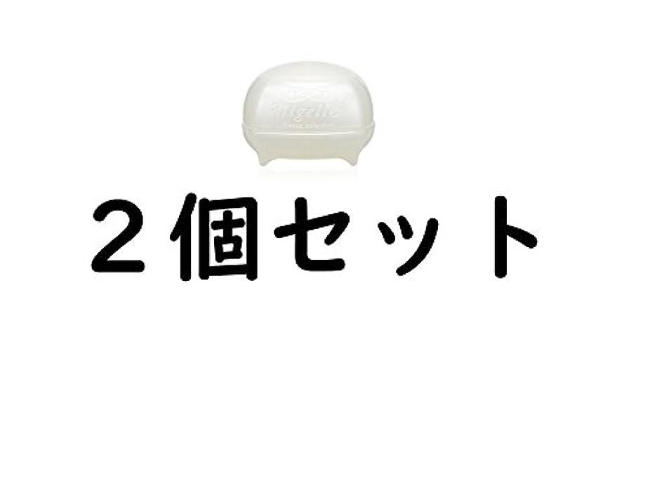 オーバーヘッド増幅血統【X2個セット】 ミルボン ニゼル トレイスワックス 80g (ニゼルドレシアコレクション) TRACE WAX MILBON