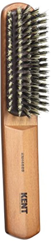 日戸棚調査KENT メンズブラッシングブラシ やわらかめタイプ (大)
