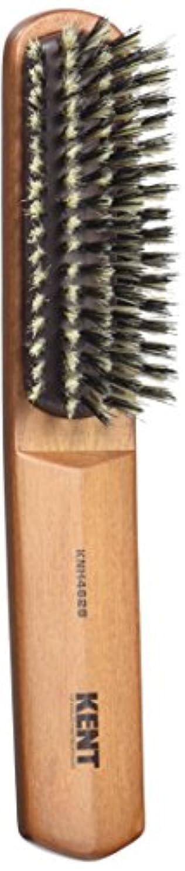 実質的シロクマ複製するKENT メンズブラッシングブラシ やわらかめタイプ (大)