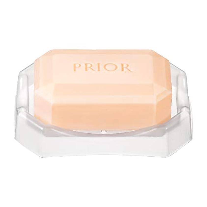 目指す鼻しなやかなプリオール オールクリア石鹸 標準重量100g(枠練)