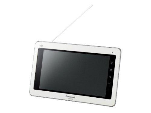 パナソニック 7V型 ポータブル ワンセグテレビ グレイスホワイト SV-ME970-W
