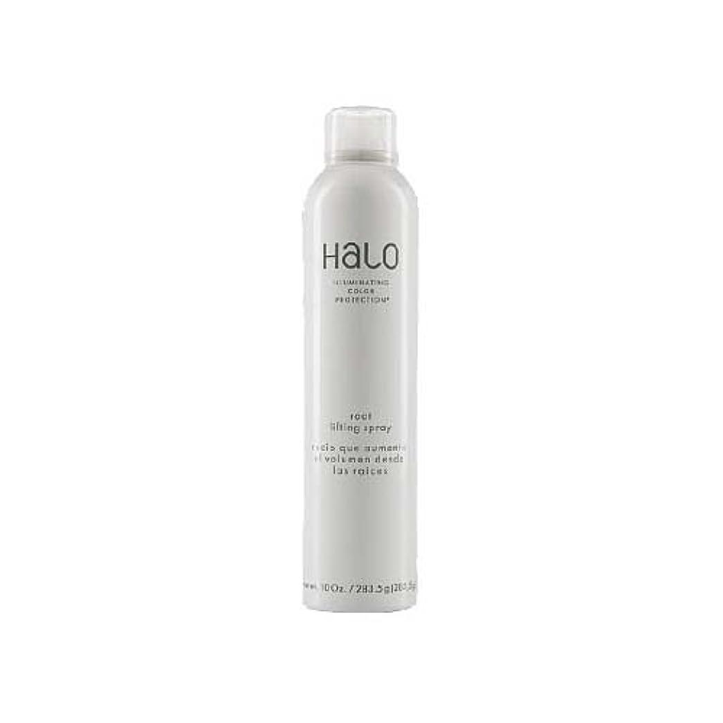 アトミックゆでる人道的Halo HALO照明COLOR保護ROOTリフティングスプレー10オンス 10オンス