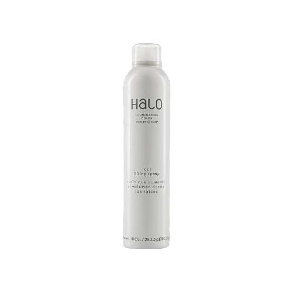 関税ギャラントリーの間でHalo HALO照明COLOR保護ROOTリフティングスプレー10オンス 10オンス