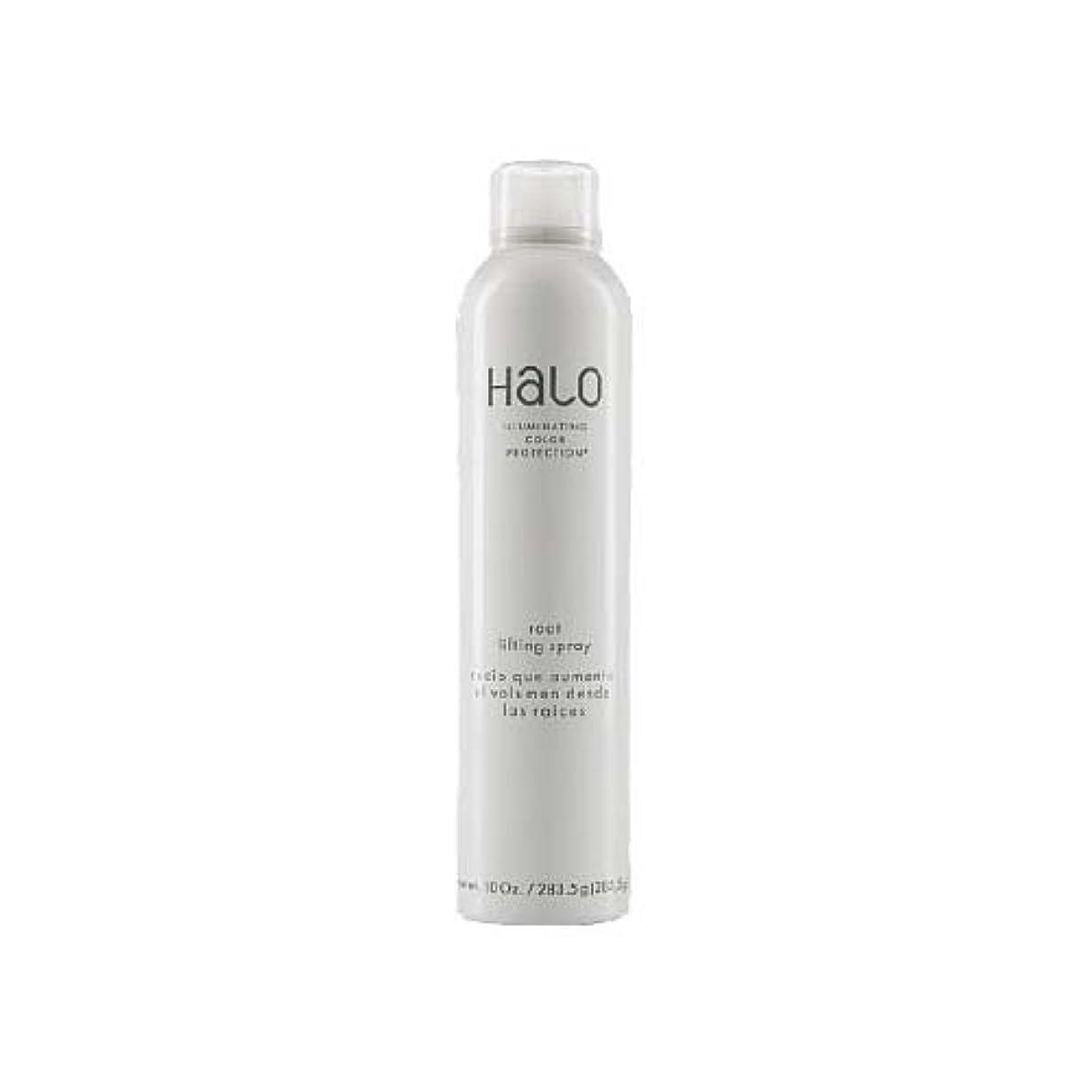 マイルドマイナス気性Halo HALO照明COLOR保護ROOTリフティングスプレー10オンス 10オンス