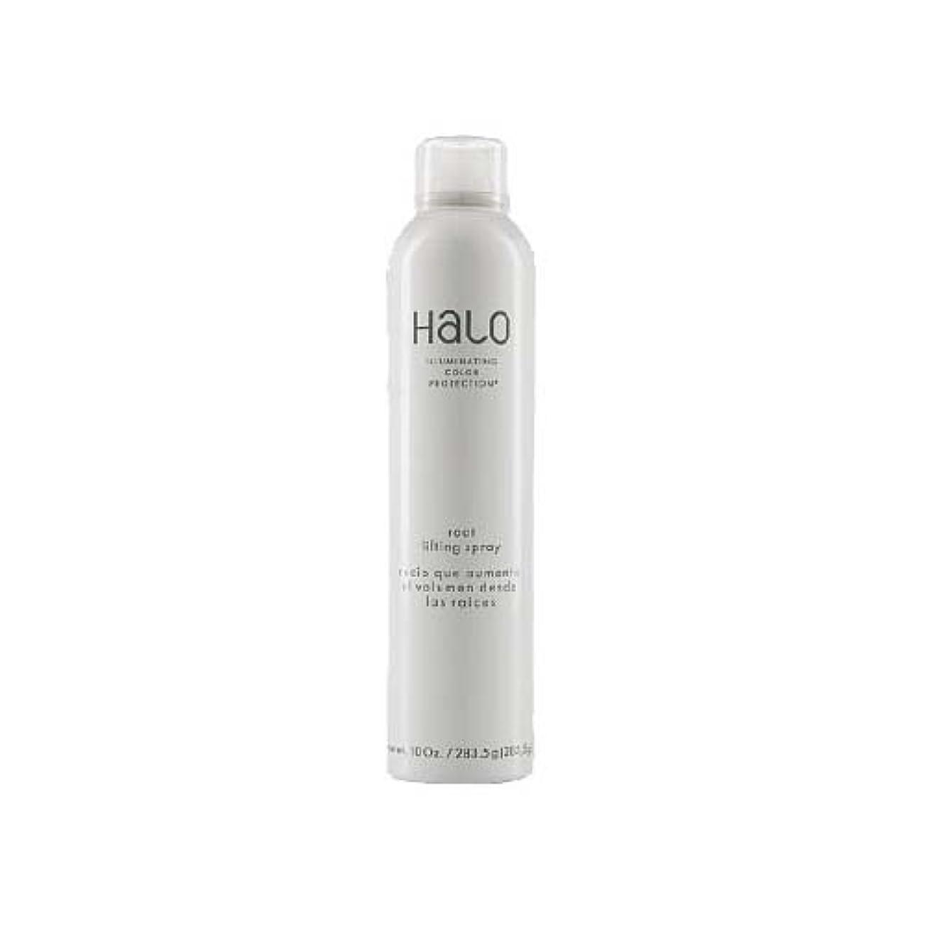 水差し文明化するマラドロイトHalo HALO照明COLOR保護ROOTリフティングスプレー10オンス 10オンス