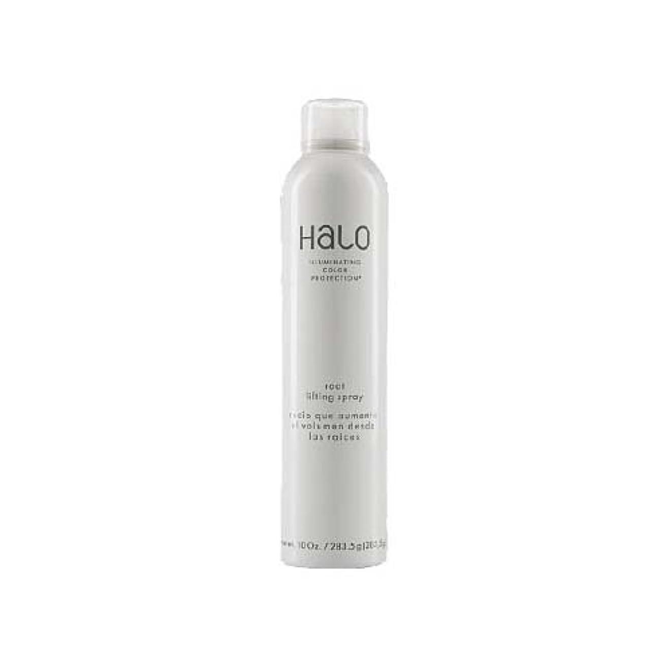 故意にケーブルカー森林Halo HALO照明COLOR保護ROOTリフティングスプレー10オンス 10オンス