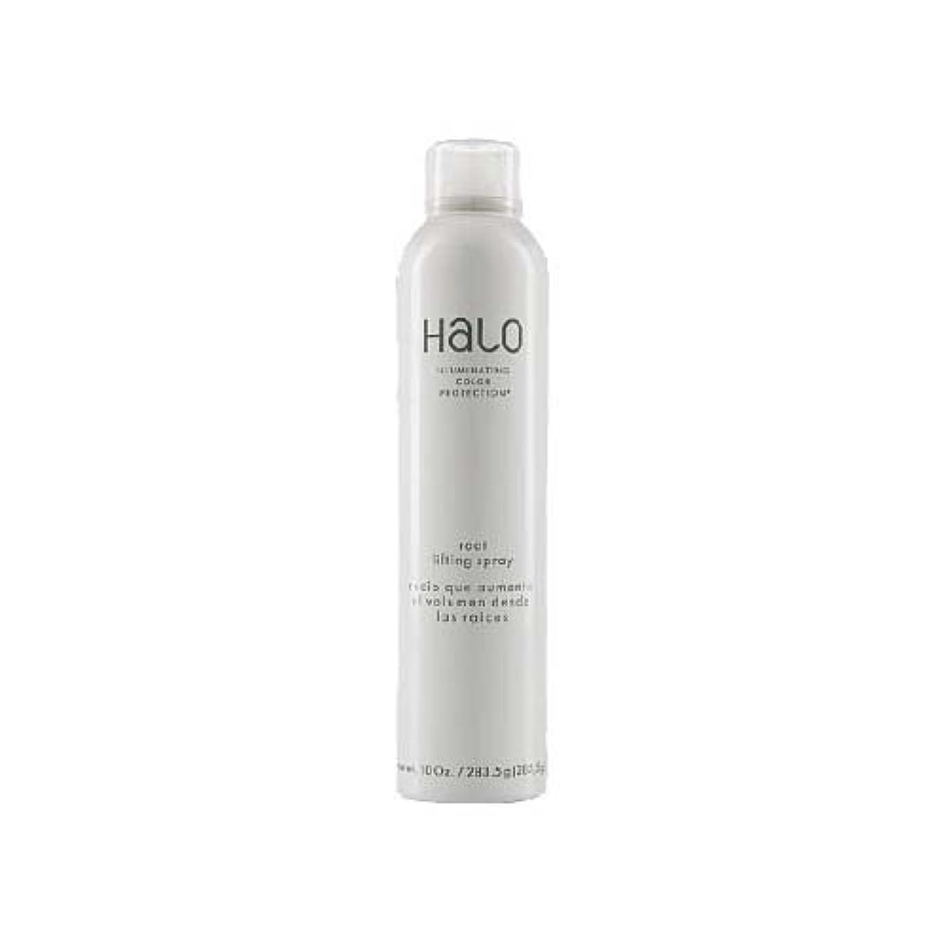 意識的原油ブームHalo HALO照明COLOR保護ROOTリフティングスプレー10オンス 10オンス