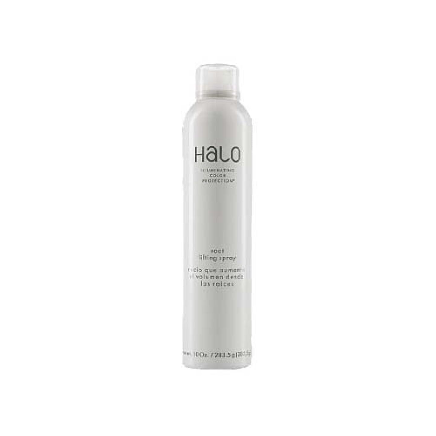 震える砲兵犯罪Halo HALO照明COLOR保護ROOTリフティングスプレー10オンス 10オンス