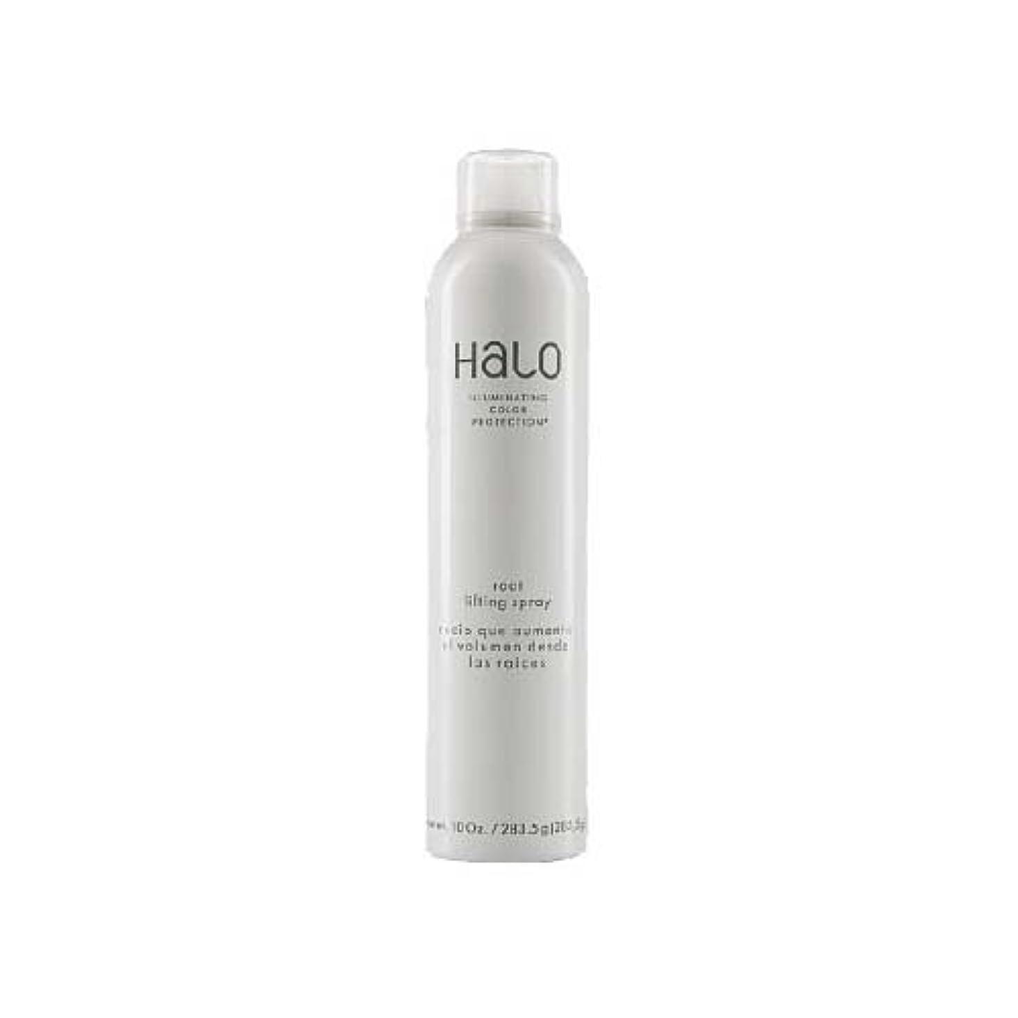 かもめコピー忠実にHalo HALO照明COLOR保護ROOTリフティングスプレー10オンス 10オンス