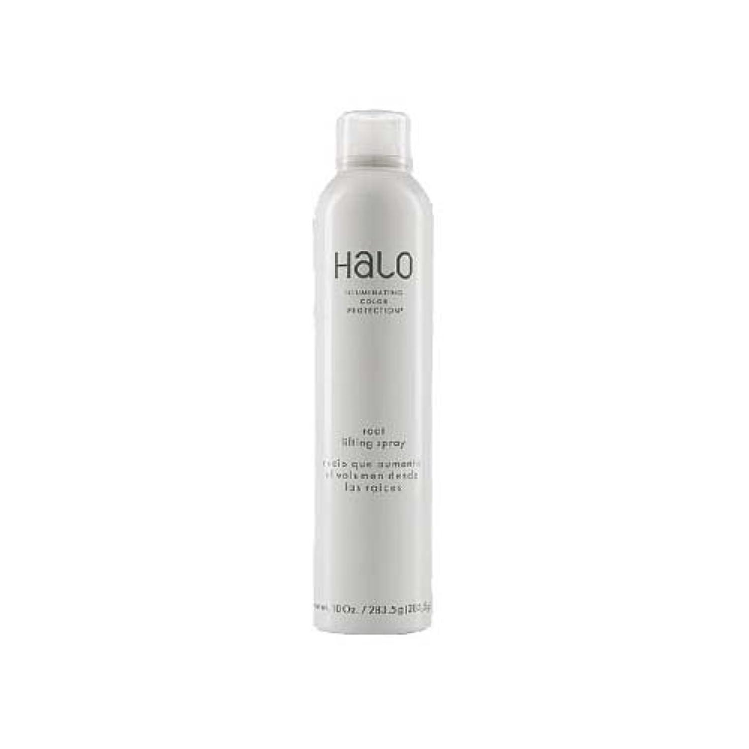 エミュレートするカウント器官Halo HALO照明COLOR保護ROOTリフティングスプレー10オンス 10オンス
