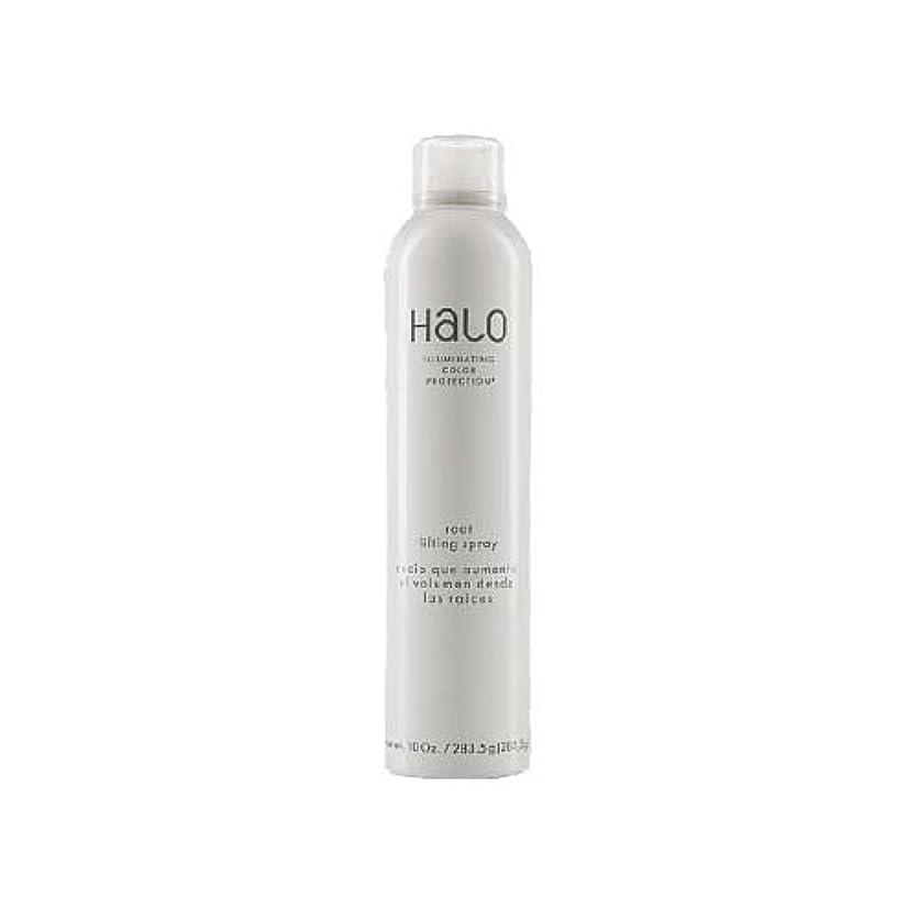 ホーンジャーナリスト行商人Halo HALO照明COLOR保護ROOTリフティングスプレー10オンス 10オンス